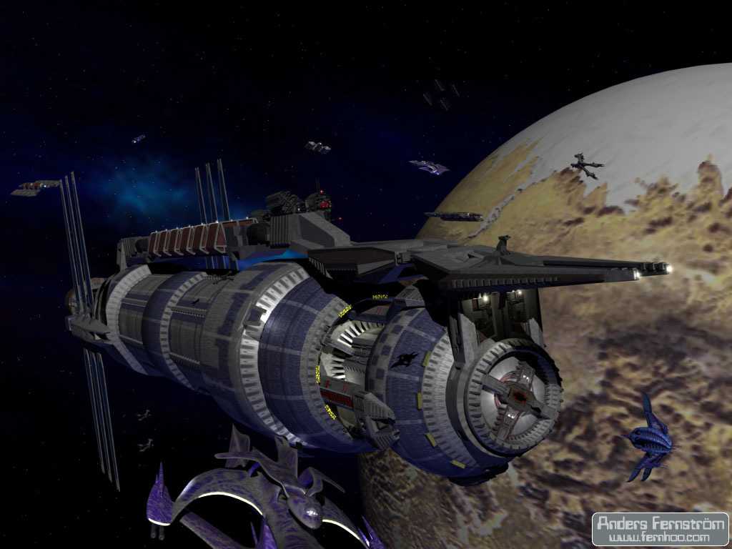 Just a few from....Babylon 5 Newday_babylon5a